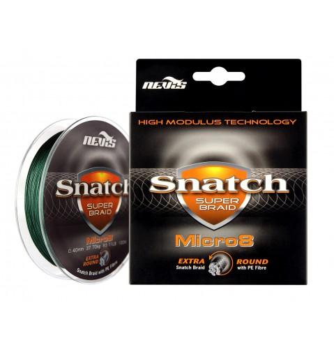 Snatch Micro 8 100m 0,10mm  AKCIÓ -20%